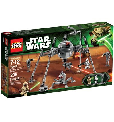 LEGO® Star Wars™ - 75016 - Homing Spider Droid™
