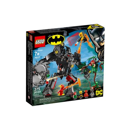 LEGO® DC Comics Super Heroes - 76117 - Batman™ Mech vs. Poison Ivy™ Mech