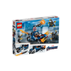 LEGO® Marvel Super Heroes - 76123 - Captain America: Outrider-Attacke