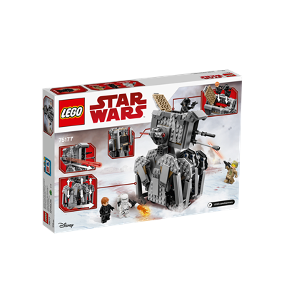 LEGO Star Wars - 75177 - First Order Heavy Scout Walker™