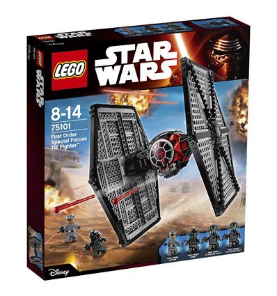 LEGO® Star Wars™ - 75105 - First Order Special Forces TIE Fighter™