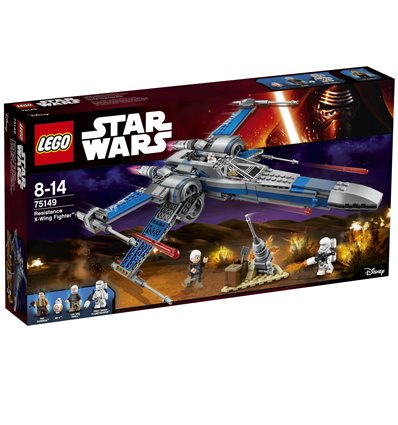 LEGO® Star Wars™ - 75149 - Resistance X-Wing Fighter™