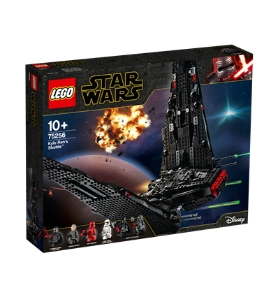 LEGO® Star Wars™ Episode IX - 75256 - Kylo Rens Shuttle™