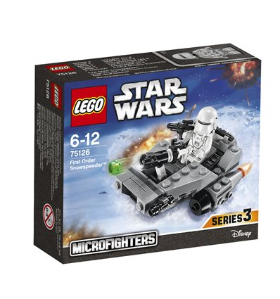 LEGO® Star Wars™ - 75126 - First Order Snowspeeder™
