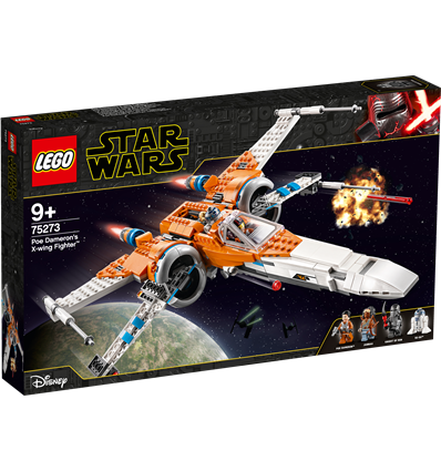 LEGO® Star Wars™ Episode IX - 75273 - Poe Damerons X-Wing Starfighter™