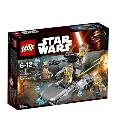 LEGO® Star Wars™ - 75131 - Resistance Trooper Battle Pack