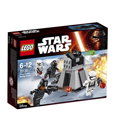 LEGO® Star Wars™ - 75132 - First Order™ Battle Pack