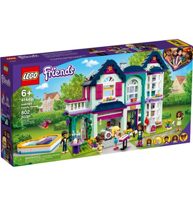 LEGO® Friends - 41449 - Andreas Haus